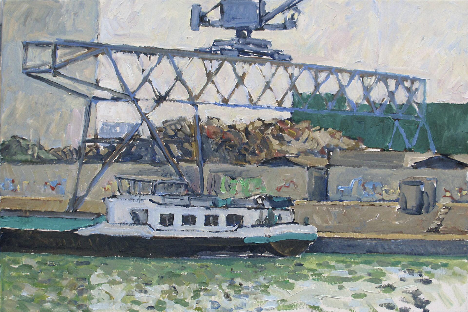 Rheinhafen II (Cherasco)