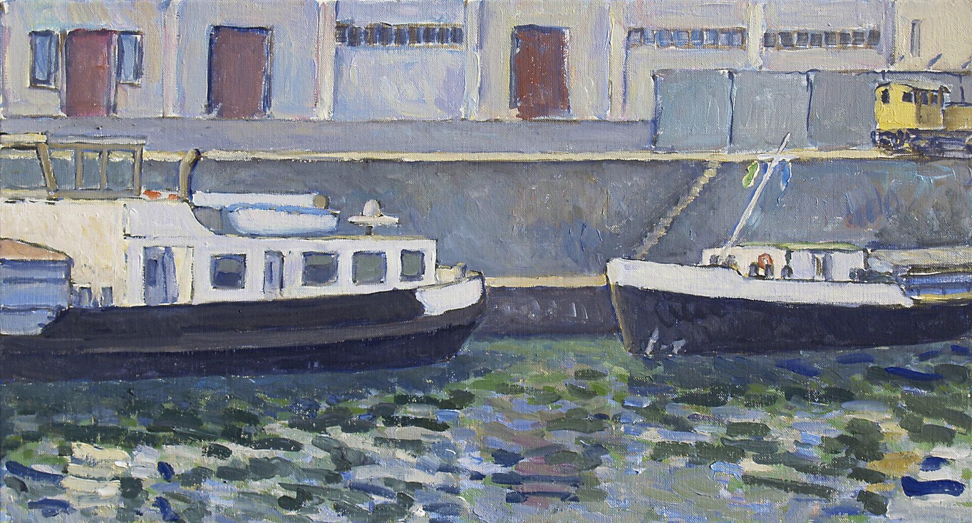 Rheinhafen III (Westquai)