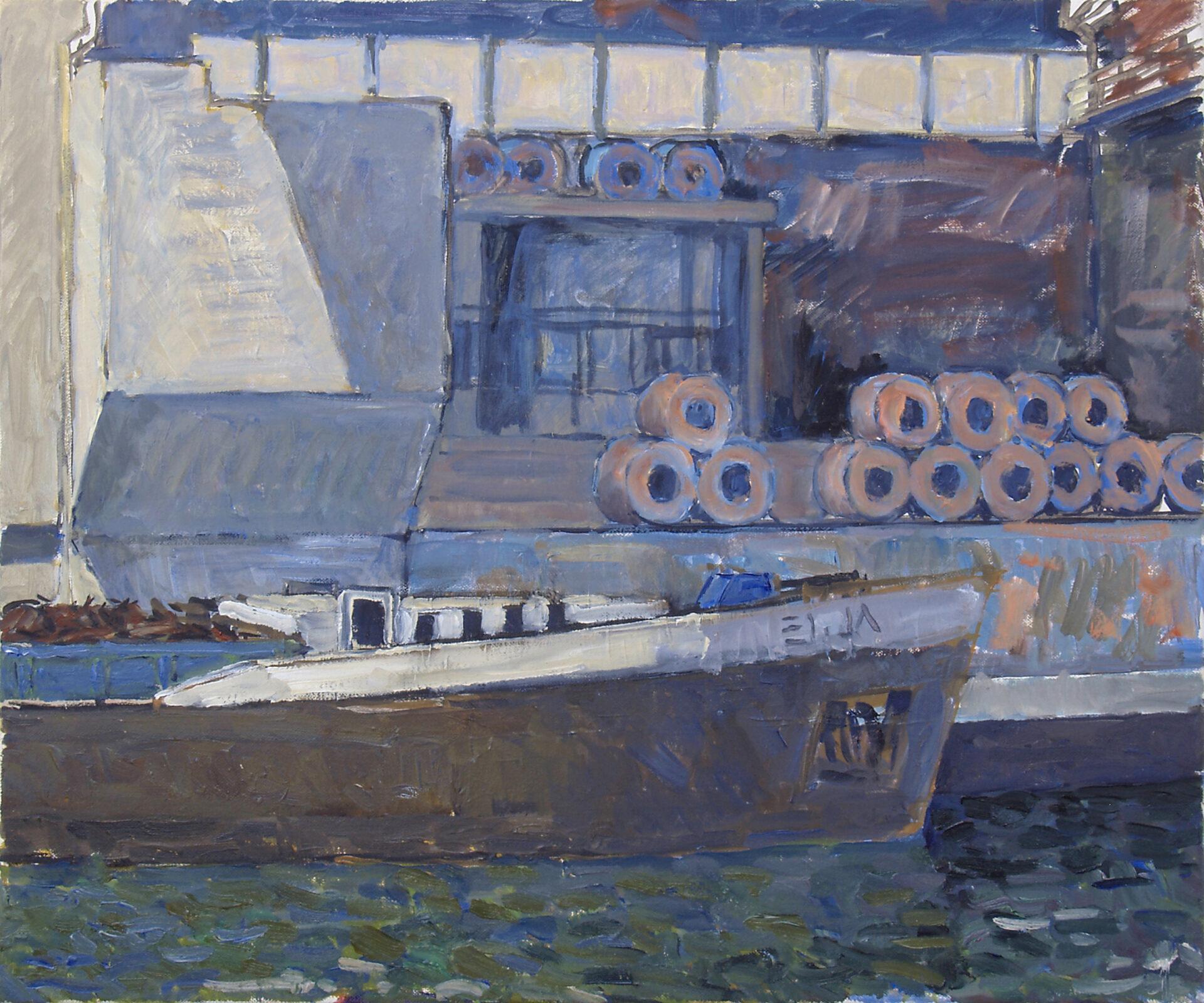 Rheinhafen IX, (Elia)