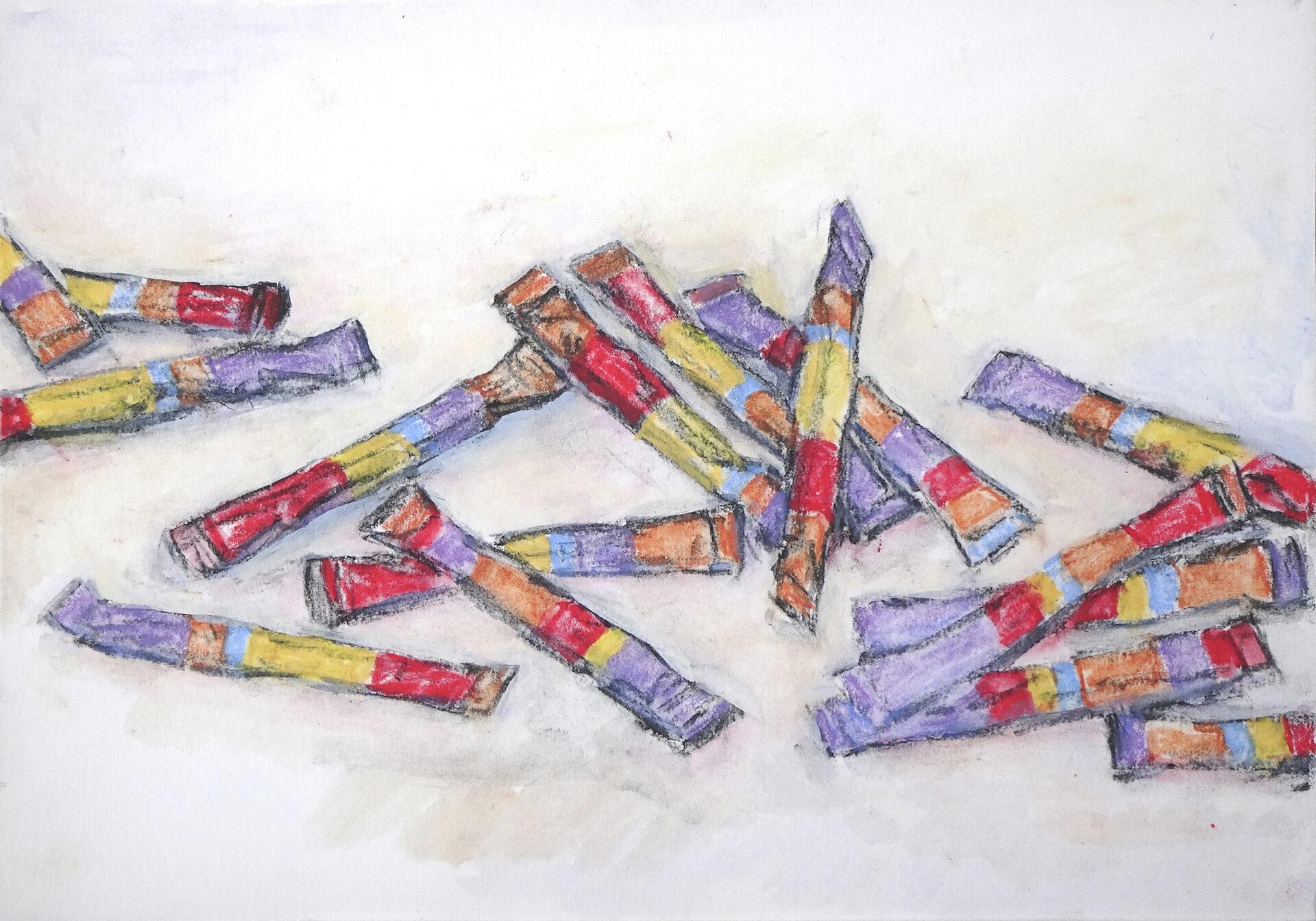 Von wann nach wo. Zuckersticks